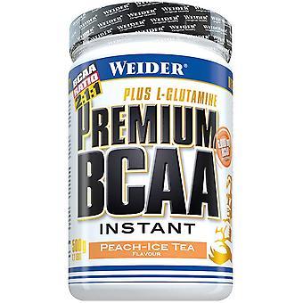 Premium BCAA, Sunny Orange - 500 grams
