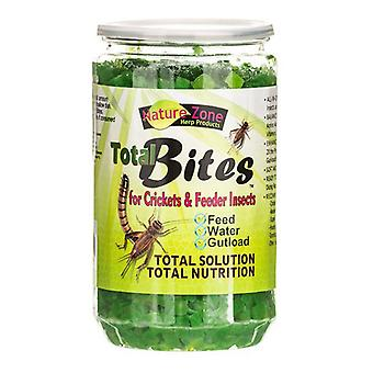 Nature Zone Total Bites for Feeder Insects - 24 oz