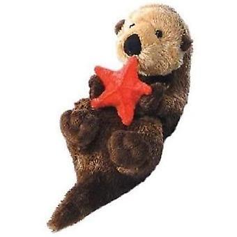 "Felpar Otto Sea Otter Mini Flopsie 8"" Peluche"