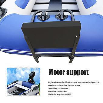 Kajak motorfäste avtagbar motorhållare montering kit utformad för kanotpaddling