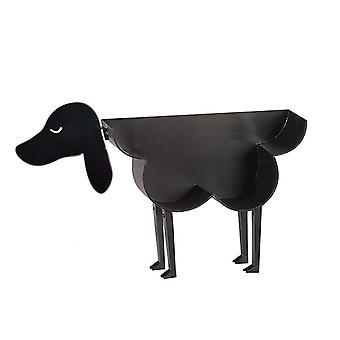Porte-papier toilette pour chien Porte-rouleau de papier toilette Porte-rouleau mignon Support
