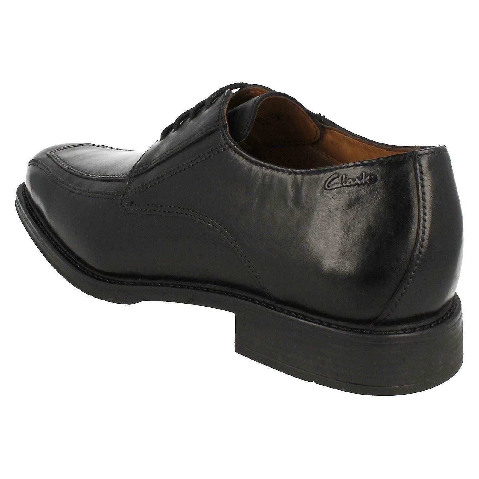 Lacets Mens Clarks chaussures Driggs à pied