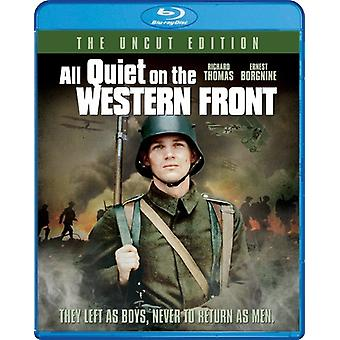 All Quiet on the Western Front [BLU-RAY] USA import