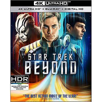 Star Trek jenseits [Blu-Ray] USA import