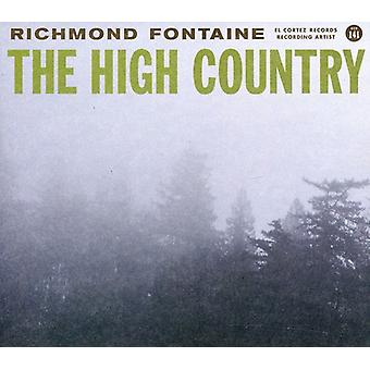 Richmond Fontaine - High Country [CD] USA import