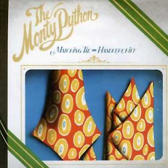 Monty Python - importación de los E.e.u.u. juego corbata y pañuelo [CD]