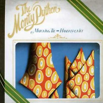 Monty Python - Matching Tie & Handkerchief [CD] USA import