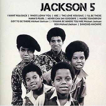 Jackson 5 - Icon [CD] USA import
