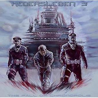 Hedersleben - chute de Chronopolis [Vinyl] USA import