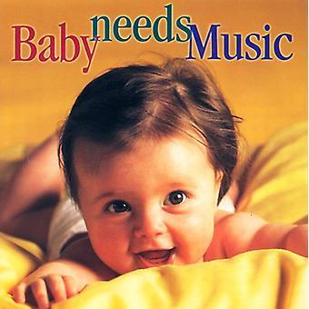 Baby Needs Music - Baby Needs Music [CD] USA import