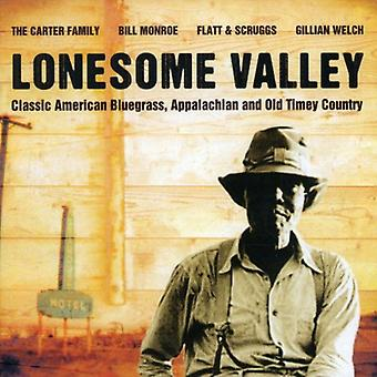 Lonesome Valley - importazione USA Lonesome Valley [CD]