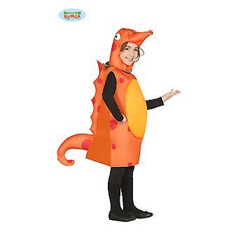 Sea Horse seahorse Zeepaard kostuum kostuum kinderen