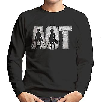 Attack On Titan Titan Killers Men's Sweatshirt