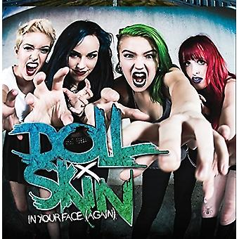 Doll Skin - In Your Face (Again) [CD] USA import