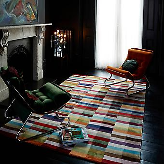 Deco Multi-Coloured Rugs
