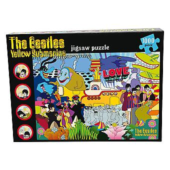 Beatles Yellow Submarine Jigsaw Puzzle (1000 Pieces)