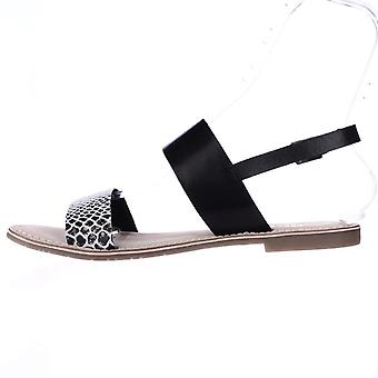 Callisto Womens BIDISHA Open Toe Casual Ankle Strap Sandals