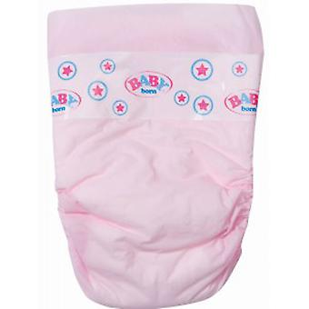 Baby Born Nappies 5 Pack