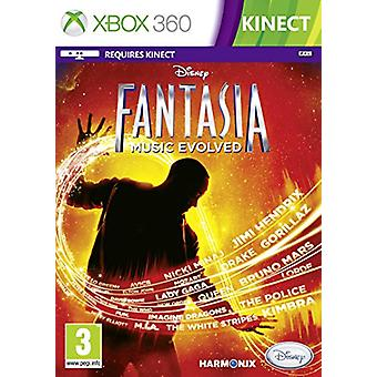 Disney Fantasia Music Evolved (Xbox 360) - Fabrik versiegelt