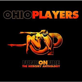 Ohio Players - Funk on Fire-Anthology [CD] USA import