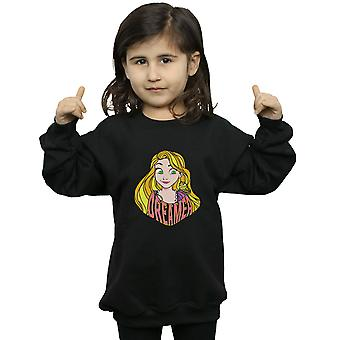 Disney Girls Tangled Rapunzel Dreamer Sweatshirt