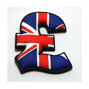 Union Jack dragen Union Jack pond Sign Fridge Magnet £ £ £