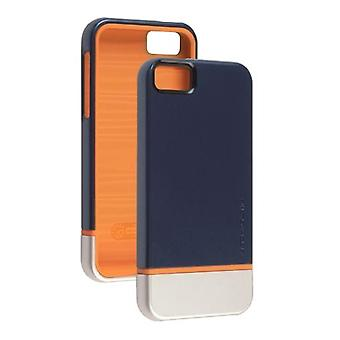 5 Pack -Body Glove Icon Hybrid Case for Apple iPhone 5 (Blue/Silver)