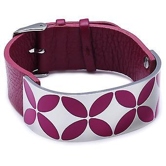 Esprit Steel Thriving Flora Pacific Pink  ESBR11431