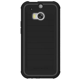 Body Glove ShockSuit Case Cover HTC One (Black/Charcoal) - 9406001