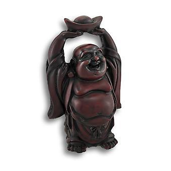 Черри закончить Смеющийся Будда фигурка