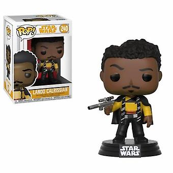 Funko POP Star Wars Lando Calrissian Collectible Figur