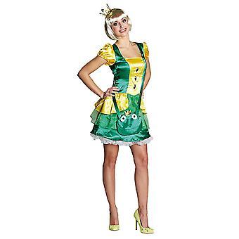 Frog Queen sexy Queen frog Frog costume dress costume for women