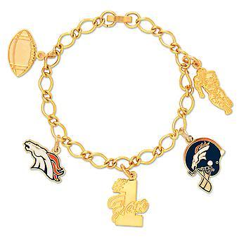 Wincraft dames van charmes armband - Denver Broncos van de NFL
