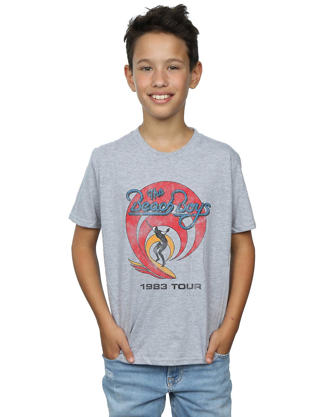 Beach Boys Boys Surfer 1983 T-Shirt