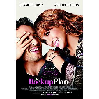 The Back-Up Plan Movie Poster (11 x 17)