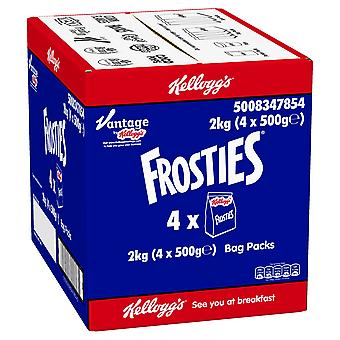 Kelloggs Frosties Cereal Bag Pack