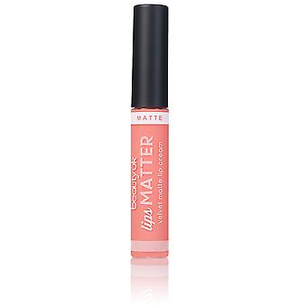 Beauty UK Lips Matter-No. 8 That ' ll Peach You 8g