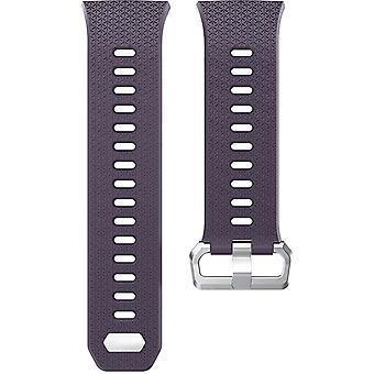 Siliconen band compatibel met Fitbit Ionic