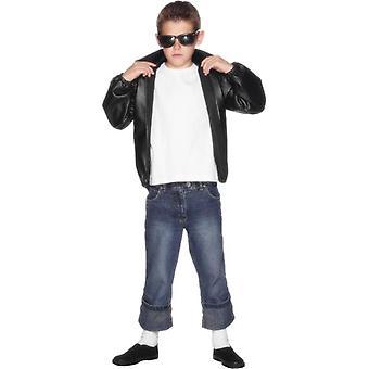 T バード ジャケット、大きな年齢 9-12
