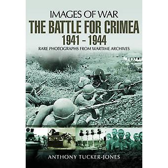 Krimin 1941-1944-harvinaisia valokuvia vuodesta sodan taistelu