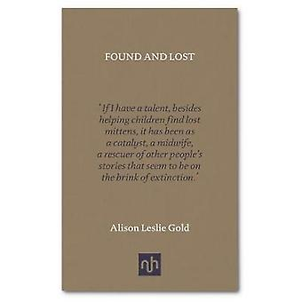 Found and Lost - 9781910749593 Book
