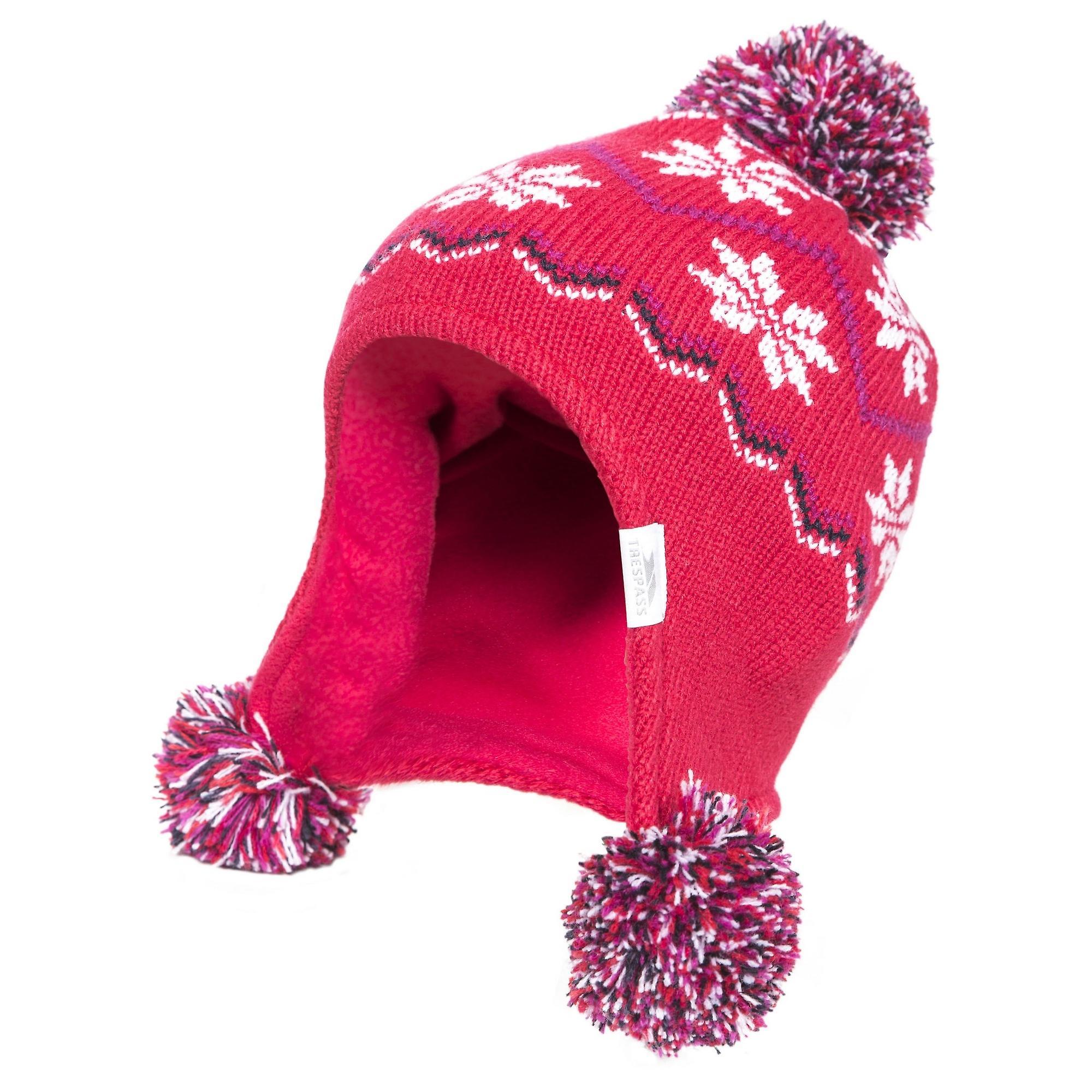 Trespass neonati Twizzle inverno orecchio più caldo cappello