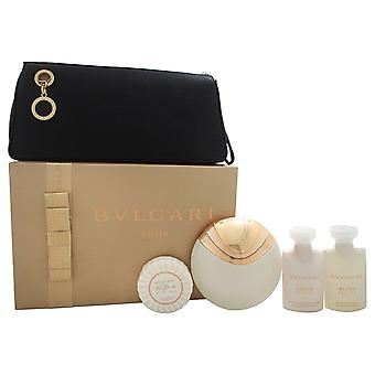 Bvlgari Aracena Divina Gift Set 65ml EDT + 40ml bodylotion + douchegel 40ml + 50g zeep + etui