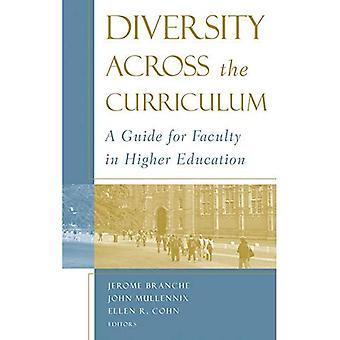 Vielfalt in den Lehrplan: ein Leitfaden für die Fakultät im Bereich der Hochschulbildung (JB Anker)
