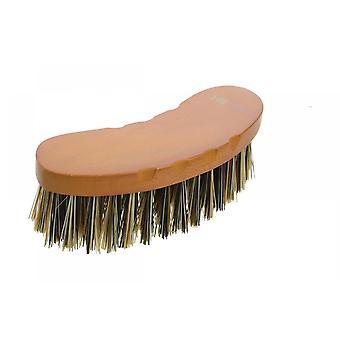 HySHINE Luxury Half Round Brush
