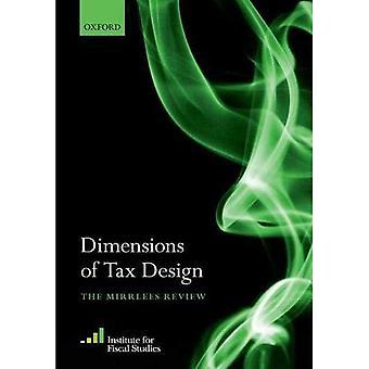 Dimensioni del disegno fiscale: la recensione di Mirrlees