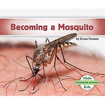 Tornando-se um Mosquito (mudando os animais)