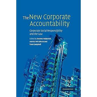 Nieuwe Corporate Accountability door Doreen McBarnet