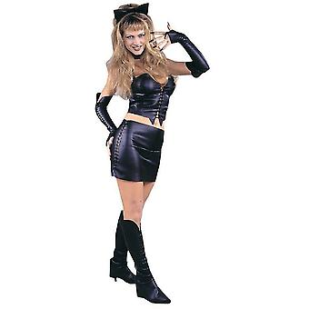 Night Kitty Adult Costume