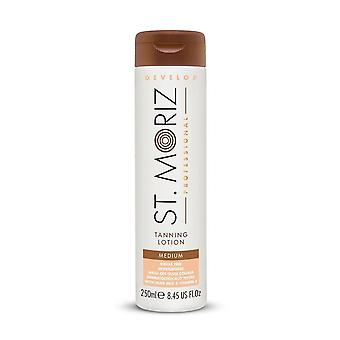St Moriz Professional garvning Mousse ~ Medium